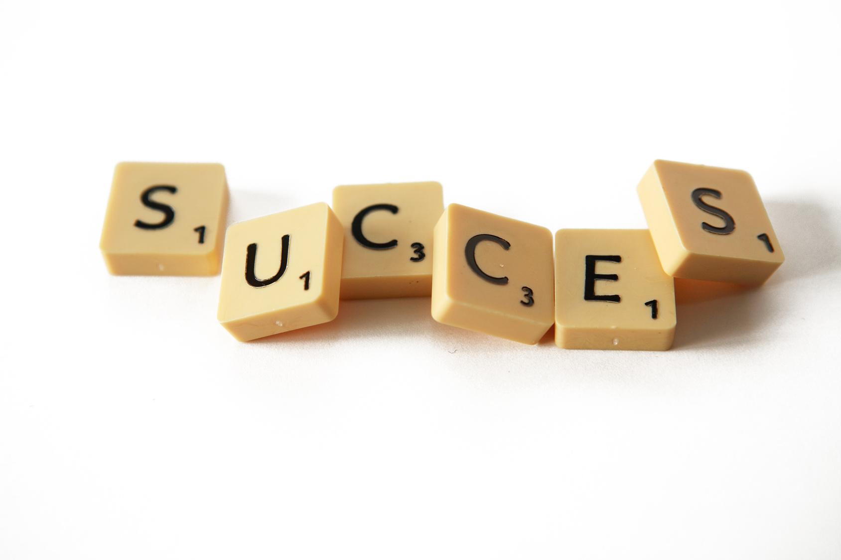 les sécrets du succès